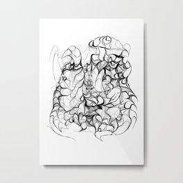 Birdland Metal Print