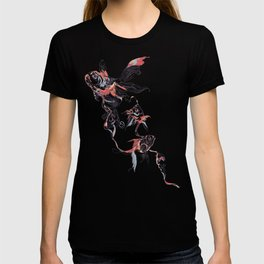 Floating in Deep T-shirt