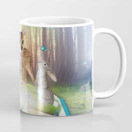 Believe In Magic • (Bambi Forest Friends Come to Life) Coffee Mug