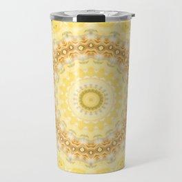 Kaleidoscope , mandala 14 Travel Mug