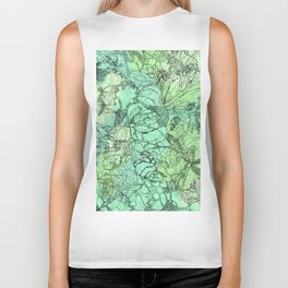 Insects Biker Tank