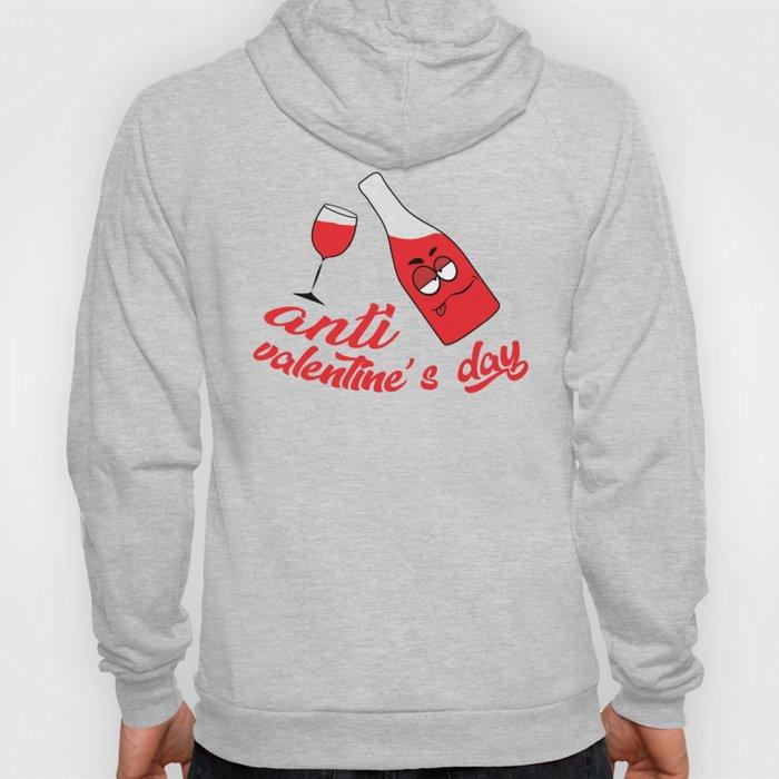 Anti valentine's day Hoody