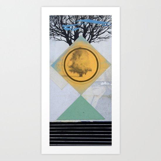 Park Ranger Pedia Art Print
