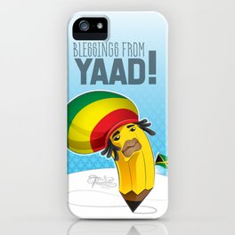 Blessings Too iPhone Case