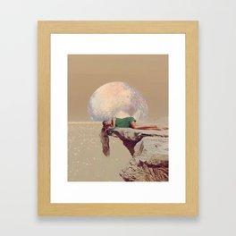 Asterion Framed Art Print