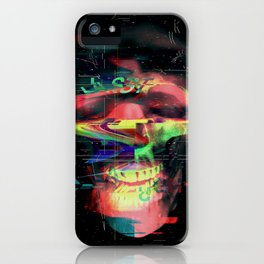 Last Laugh iPhone Case
