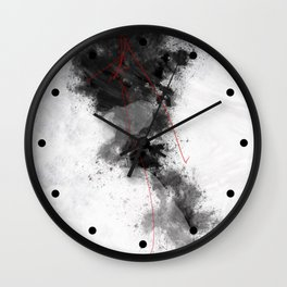 I give everything I own Wall Clock