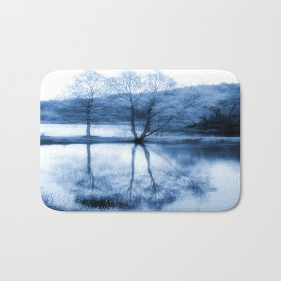 Lake Nights Bath Mat