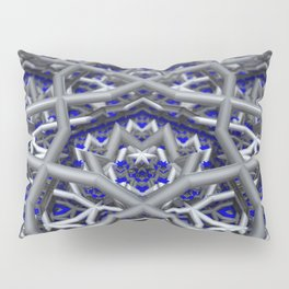 Levels and Vibrations Pillow Sham