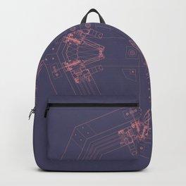 Detailed architectural node_2 Backpack