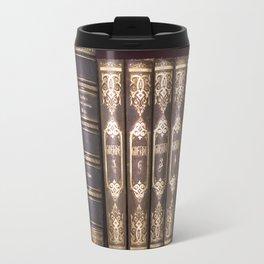 Johann Wolfgang von Goethe Prosaische und Poetische Werke Travel Mug