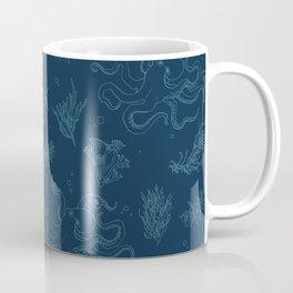 Seaweed Graphics Octopus Coffee Mug
