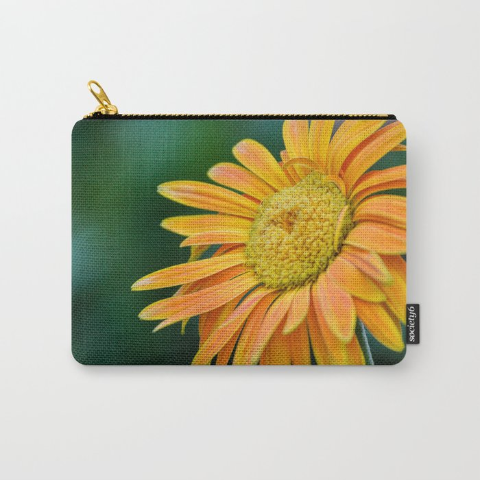 Yellow Daisy! Carry-All Pouch