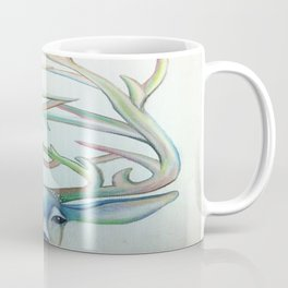 Deer Lord Coffee Mug