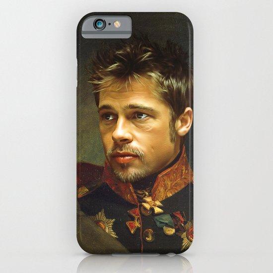 Brad Pitt - replaceface iPhone & iPod Case