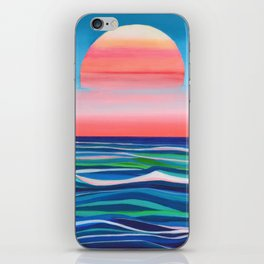 I'm Falling For Summer iPhone Skin