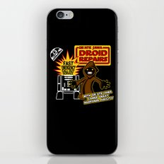 Gr'Ate Jawa Droid Repairs iPhone & iPod Skin