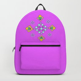 Four Hearts of Green Backpack