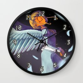 1st Anniversary Wall Clock