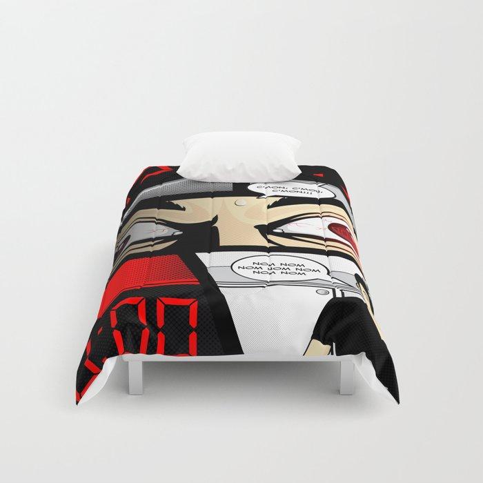 T-00:02:00 Comforters