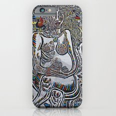 Wall-Art-027 Slim Case iPhone 6s