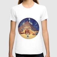 pyramid T-shirts featuring Pyramid by Cs025