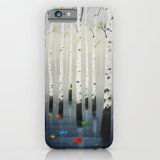 Boats in Trees iPhone 6s Slim Case