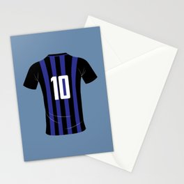 10 Futbol Stationery Cards