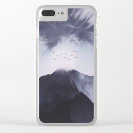 Peak Clear iPhone Case