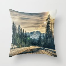 Light For The Soul Throw Pillow