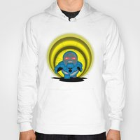 returns Hoodies featuring Chubbyseid Returns  by AWOwens