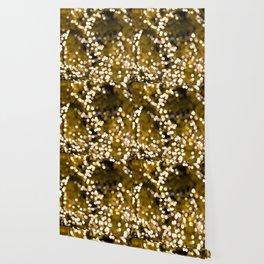 Glimmering bokeh Wallpaper