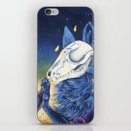 Day of the death iPhone Skin