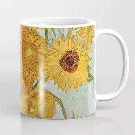 Van Gogh - sunflowers Coffee Mug