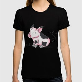 Pudgy Piglet T-shirt
