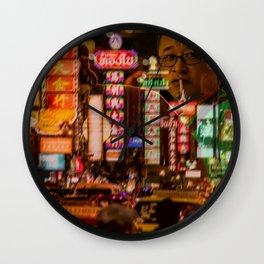 Bangkok - Chinatown Wall Clock