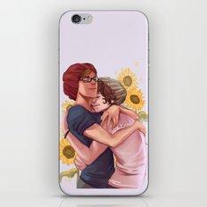 baby boyfriends iPhone & iPod Skin