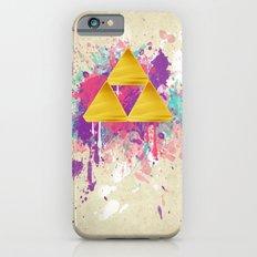 Splash Triforce iPhone 6s Slim Case