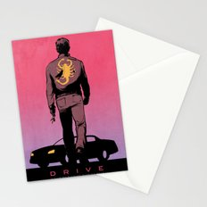 DRIVE Poster Stationery Cards