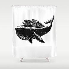 Ocean Hauler Shower Curtain