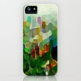 City Park iPhone Case
