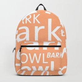 Sit Ubu, sit Backpack