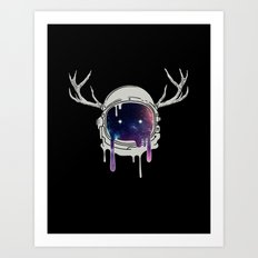 The Passenger Art Print