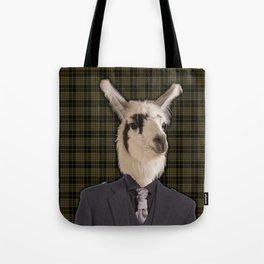 Lord Llama Tote Bag
