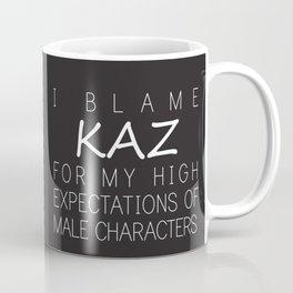 Kaz Brekker Coffee Mug