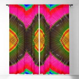 Rainbow In 3D #Society6 #Buyart #colors Blackout Curtain