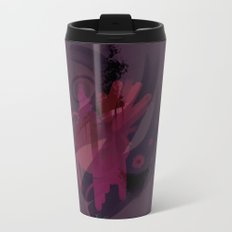 bleeding heart Metal Travel Mug