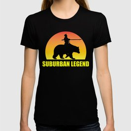 Suburban Legend Sunset T-shirt