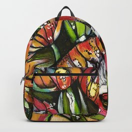 Potted Proteas Backpack