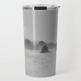 Misty Cliffs of the Soul Travel Mug